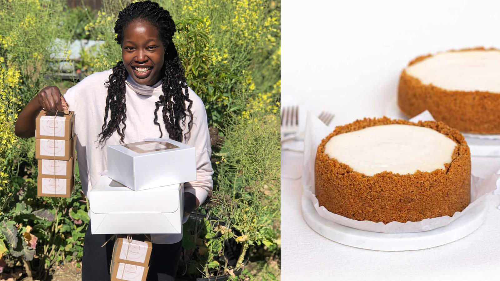 Akilah of the Excellent Cheesecake
